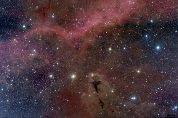 LDN 1622 Lynds Dark Nebula and Barnards Loop