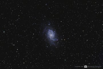 M 33 Triangulum Galaxy